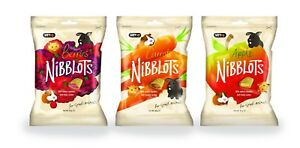 M&C Nibblots Small Animal Treats 30g