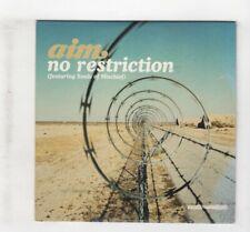 (IT100) Aim, No Restriction ft Souls Of Mischief - 2002 DJ CD