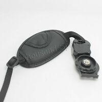 Camera Hand Grip for Canon EOS Nikon Sony Olympus SLR/DSLR Leather Wrist Strap