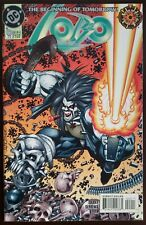 LOBO #0 - Vol 2, 1994 - DC Comics - Alan Grant - NO RESERVE!!