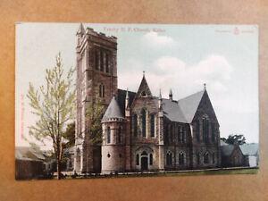 Roxburghshire TRINITY U.F. CHURCH, KELSO Old Postcard - E. WILSON Stationer