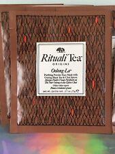 5 X ORIGINS RITUALI Oolong Tea PURIFYING POWDER MASK LUXURIOUS Skin treatment