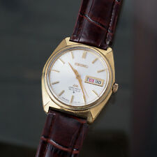 SEIKO LORD MATIC  LM 5606-7000 23 Jewels 1969 Vintage Automatic Watch JDM Kanji
