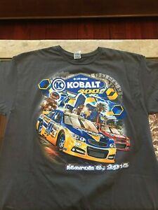 Las Vegas Motor Speedway 2015 Kobalt 400 T-Shirt, 2XL