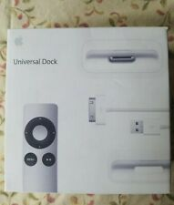 GENUINE Apple Universal Dock for iPod, iPhone USB 30 Pin MC746LL/A Works