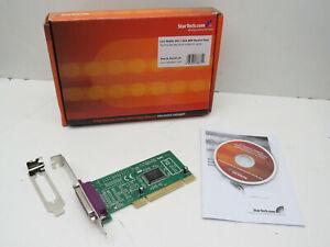 StarTech PCI1P_LP Low Profile PCI 1-Port EPP Parallel Adapter Card