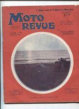 Moto Revue N°350  ; 23  novembre  1929 : le salon de la moto en 7 pages
