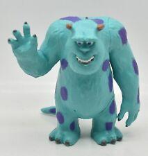 "Disney Monsters Inc. University Sulley Loose 4"" PVC Figure"