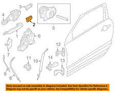 LAND ROVER OEM 14-15 Range Rover Sport Front Door-Cap Left LR048299