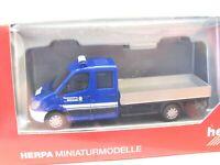 Herpa 188746 MB Sprinter Kasten HD A M/ünke