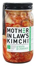 Mother In Laws Kimchi - Napa Cabbage - Fermented - Probiotics - NEW - TWO Pack