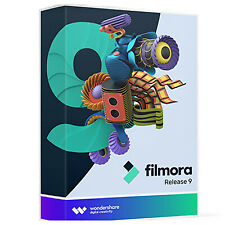 Wondershare Filmora 9 / 64 bit License Key Instant Delivery in 1 Minute