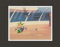 The Jetsons Elroy Jetson Production Animation Art Cel Hanna Barbera b3129