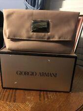 Giorgio Armani Cosmetic Bag / Clutch / Purse