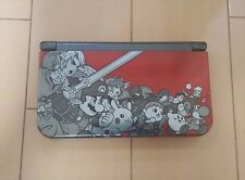 Nintendo 3DS XL Super Smash Bros Limited Edition (Red) Console only F/S
