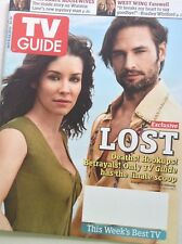 Tv Guide Magazine Lost Evangeline Lilly May 14, 2006 091317nonrh