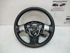 TOYOTA COROLLA STEERING WHEEL LEATHER, ZRE152R, HATCH, 06/07-09/12 07 08 09 10 1