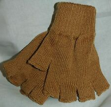 Ladies Mens Thermal Fingerless Gloves One Size Fits All BUY ONE GET ONE FREE!