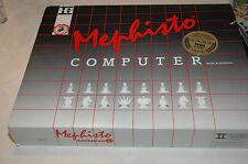 Mephisto Exclusive Schachcomputer mit Modul Rebell 5.0 in original Verpackung