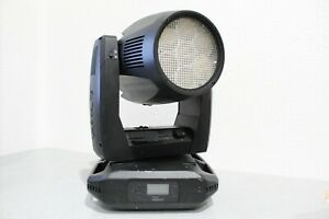 VariLite VLX Wash LED Moving Head Stage Light 100-240vac Fully Console Tested