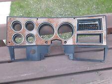 88-91 Chevy Suburban Dash Cluster Bezel burl 73-87 squarebody woodgrain GMC