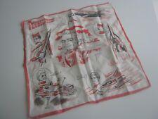 Thunderbirds (1965) 1965 TV Series Original Handkerchief (Red)