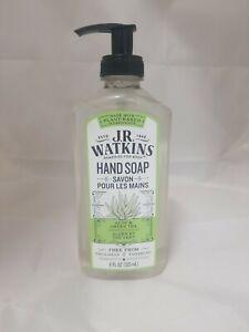J.R. Watkins Aloe & Green Tea Hand Soap 11 fl oz