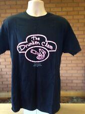 FAMILY GUY T-shirt Black - The Drunken Clam - size L - Unisex