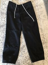 Excellent barely used Mizuno NonBelted LowRise Fastpitch softball pants Womens M