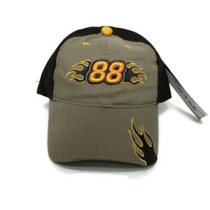Vintage Dale Jarret NASCAR UPS Racing Hat Cap # 88 Youth Car Race Deadstock New