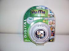DIGITAL PHOTO FRAME - VU-ME GOLF BALL - HOLDS 70 PHOTOS