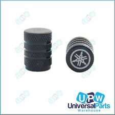 Tyre Wheel Tire Valve Cap Set - Yamaha Motorcycle Logo