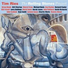 The Rolling Stones Project by Tim Ries - Fast Free Shipping From USA! Like New!
