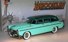 Brooklin BRK 138a, 1955 Chrysler Windsor Town & Country Station Wagon,green,1/43