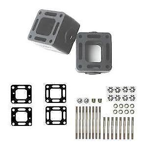 3 INCH Mercruiser Manifold-to-Riser Spacer Block Kit - Mercruiser #93320A3