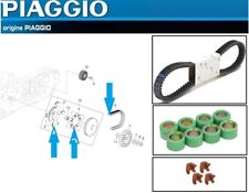 Kit Révision Courroie galets Guides Origine Piaggio MP3 400 2007->