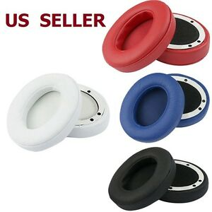 Leather Replacement Covers Headset Ear Pads For Beats Studio 2.0 3.0