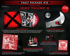 Third Man Records Vault 33. 4 LPs Icky Thump X The White Stripes TMR Rob Jones
