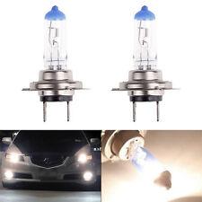 1Pair White 12V H7 100W LED Halogen Car Driving Headlight Fog Light Bulbs Chic