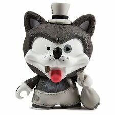 Kidrobot Willy the Wolf by shiffa