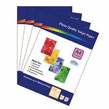 200 Sheets 130gsm A4 Matt Photo Paper Double-Sided Printable for inkjet Printers