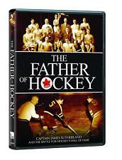 Father of Hockey DVD Brand New & Sealed- Fast Ship! VG-164