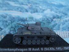 1/72 Altaya Military Magazine Panzerkampfwagen III Ausf.G   1941