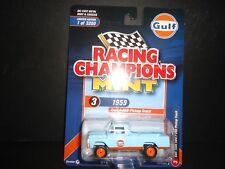 Racing Champions Ford F250 Pickup Truck 1959 Gulf RCSP005 1/64