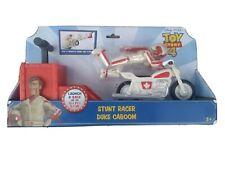 Disney Pixar Toy Story 4 Stunt Racer Duke Caboom Bike With Launcher New In Box