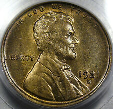 1921-S Lincoln Cent Choice BU PCGS MS-63 BN...Super Flashy and So VERY NICE, PQ!