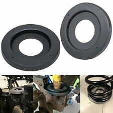 2PCS Solid Axle Coil Spring Bucket,Coil Spring Perch,Coil Retainer For Dodge Ram