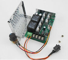 40A DC 12v 24v 48v Variable Speed Drive Motor Controller Reversible Control  CCW