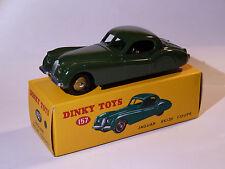 Jaguar XK120 coupé   - ref 157 au 1/43 de dinky toys / DeAgostini