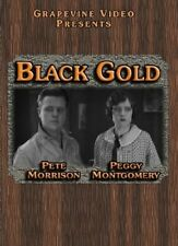 Black Gold [New DVD] Silent Movie